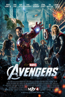 TheAvengers2012Poster